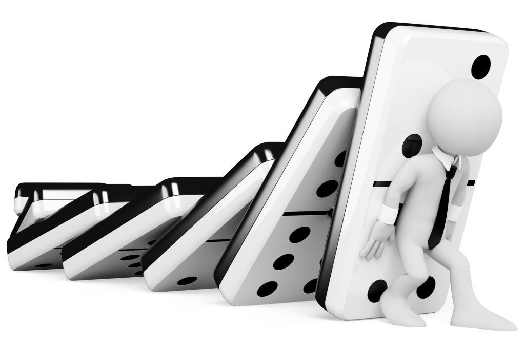 Domino Breaches: Get Ahead of this Breach ASAP to stop the Falling Dominos